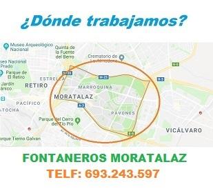 ¿ en que zonas de Moratalaz trabajamos ?