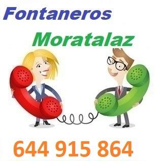 Telefono de la empresa fontaneros Moratalaz