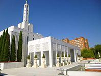 Templo Mormón Moratalaz